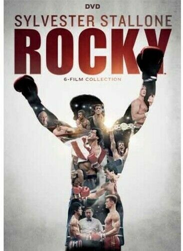 Rocky 6-Film Collection (40th Anniversary) [New DVD] Anniversary Ed, Boxed Set