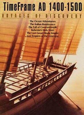 Time Life 15thC Italy Spain Portugal Mariners Explore Africa India Inca Aztec