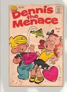 Dennis The Menace Comic