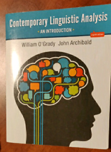 Introductory Linguistics Textbook