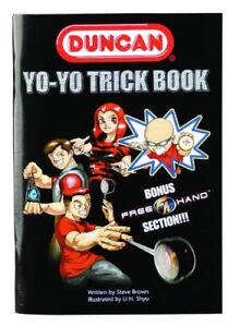 Duncan YoYo Trick Book by Steve Brown