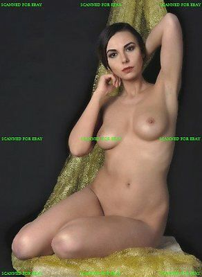 SEMI NUDE female woman model body photo face beauty FINE ART PHOTOGRAPH print