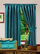 Next Blue Curtains