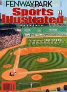 Fenway Park Sports Illustrated