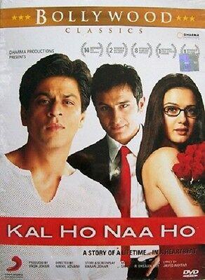 KAL HO NAA HO - BOLLYWOOD DVD SHAH RUKH (Shah Rukh Khan Kal Ho Naa Ho)