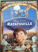 Ratatouille DVD