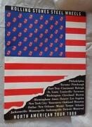 Rolling Stones Tour Book