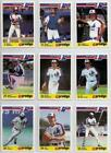 1986 Baseball Card Set