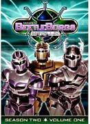 Beetleborgs DVD