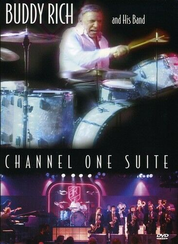 [DVD NTSC/1 NEW] BUDDY RICH AND HIS BAND: CHANNEL ONE SUITE