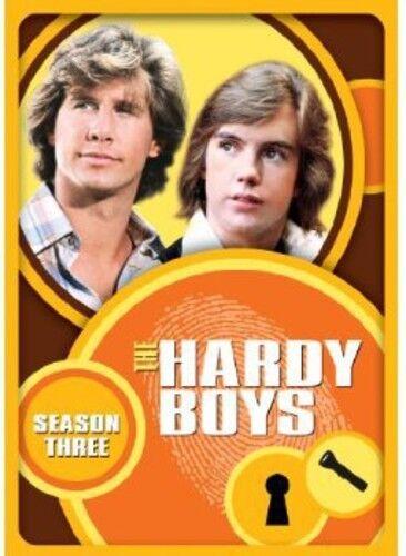 Hardy Boys: Season Three [3 Discs] (2013, REGION 1 DVD New)