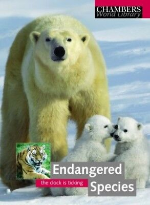 Endangered Species (Chambers World Library), New Books