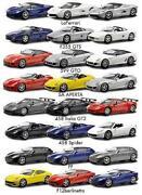 1/12 Ferrari
