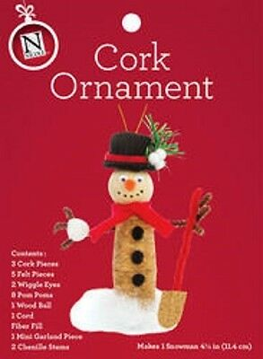 Holiday Cork Craft Kit: