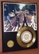 Beatles Gold Record