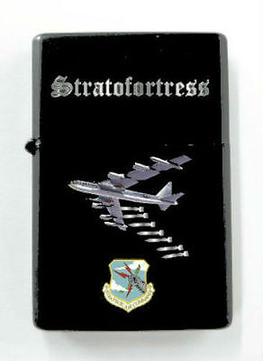 Boeing B 52 Stratofortress Bomber Pilot Crew Airman SAC Battle Lighter Squadron
