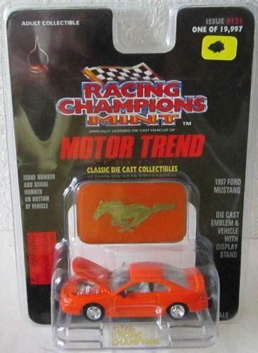 Alabama Starting Lineup >> Racing Champions Mint Edition | eBay