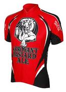 Beer Cycling Jersey XL
