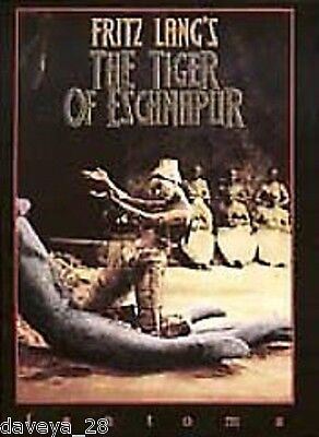 Fritz Lang's The Tiger of Eschnapur (aka Journey to the Lost City, Part 1) Color