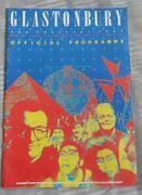 Glastonbury Programme
