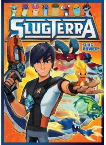 Slugterra: Slug Power! (2013, REGION 1 DVD New)