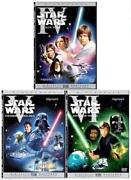 Star Wars Trilogy DVD New