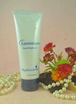 Hydroxatone Luminique Facial Brightener - 3 oz - Factory Sealed