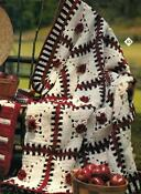 Crochet Afghan Patterns Granny Square