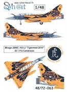 1/48 Mirage 2000