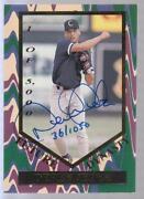 Derek Jeter Autograph Card