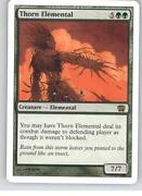 Magic The Gathering Thorn Elemental