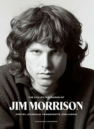 JIM MORRISON of THE DOORS New 2021 COLLECTED WORKS HARDCOVER BOOK Preorder
