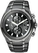 Black Titanium Watch
