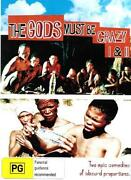 The Gods Must Be Crazy DVD
