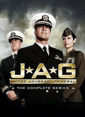 Купить Jag: The Complete Series DVD
