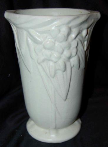 Tall Pottery Vase Ebay