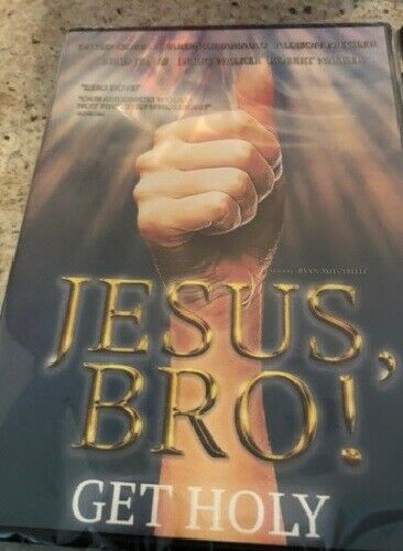 Jesus, Bro!  Autographed DVD Comedy!