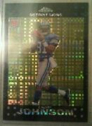 2007 Topps Chrome Calvin Johnson