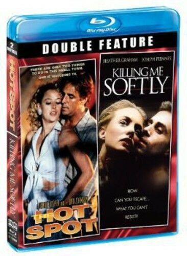 Hot Spot/Killing Me Softly (2013, REGION A Blu-ray New)