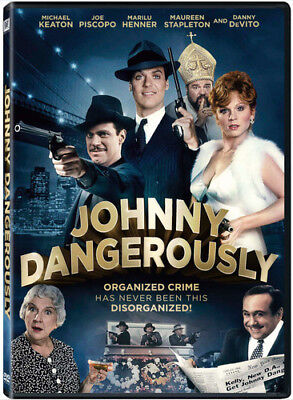 Johnny Dangerously [New DVD] Repackaged
