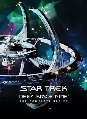 Star Trek: Deep Space Nine - The Complete Series [New DVD] Boxed Set, Full Fra