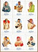 Allen Ginter Lot
