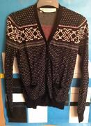 Vintage Knitted Cardigan