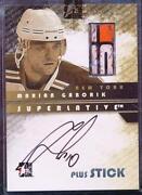 Hockey Cards Stick