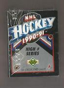 1990 Upper Deck Hockey