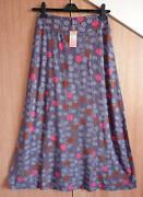 Floral Maxi Skirt 8
