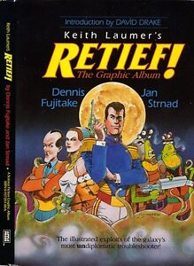 Keith Laumer's RETIEF! 9 SF short story graphic adaptions Cambridge Kitchener Area image 1