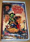 Disney Treasure Island VHS