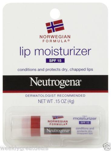 Neutrogena Lip Moisturizer | eBay