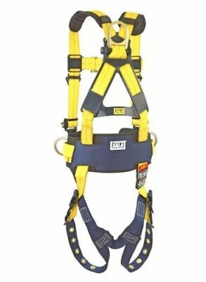 New Safety Harness Dbi-sala Delta Construction Style Size Medium 1101654